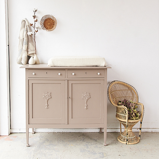 2280 - Vintage hazel commode - Firma zoethout