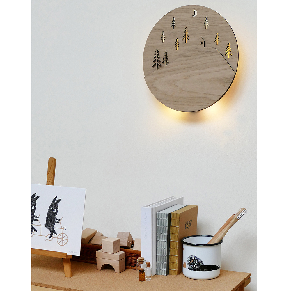 Forrest lamp HOME